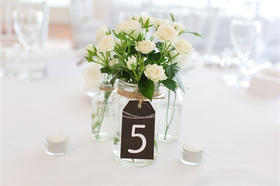 Angourie Rainforest Resort | Wedding Venue | Table Number