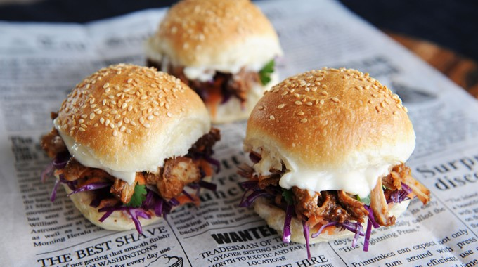 Mudgee Made | Catering | Sliders