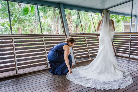 Angourie Rainforest Resort | Wedding Venue | Maid of Honour