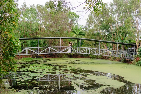 Angourie Rainforest Resort | Wedding Venue | Wedding Bridge