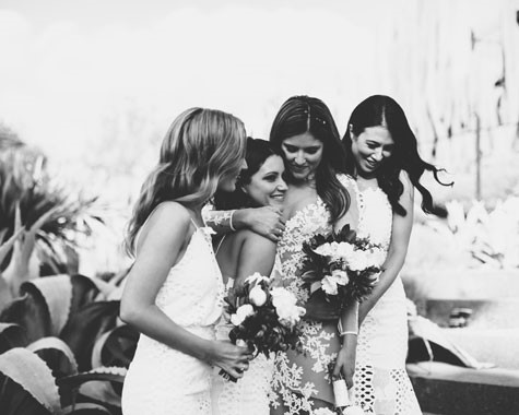 Beck Rocchi Photography | Wedding Photographer | Bridal Party