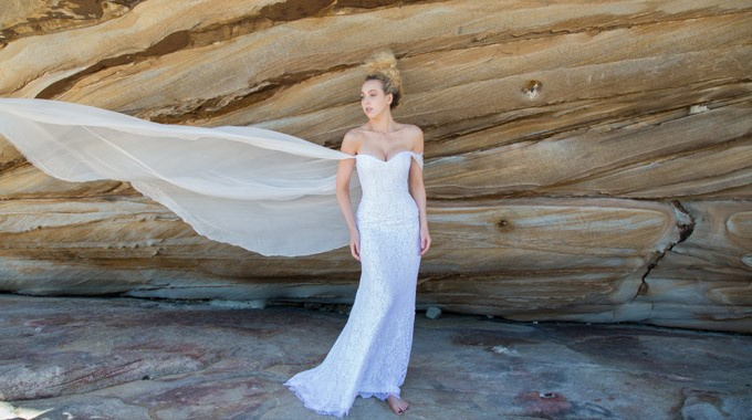 Amber Huett Couture | Bridal Fashion | Wedding Cape