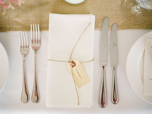 Your Event Solution | Event Hire | Place Setting