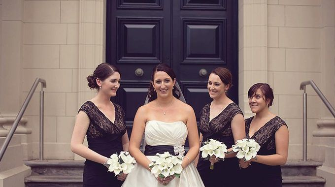 Blush | Wedding Hair And Beauty | Bridal Party