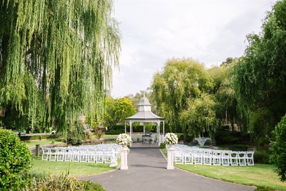 Ballara Receptions | Wedding Venue | Garden Ceremony