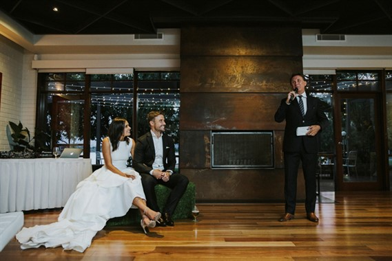 The Boat House | Wedding Venue | Wedding Speech