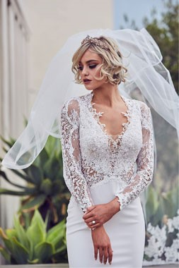 Always And Forever | Wedding Dresses | Peter Trends Lace Dress
