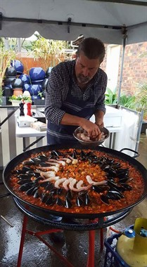 Food By Wayne | Catering | Paella