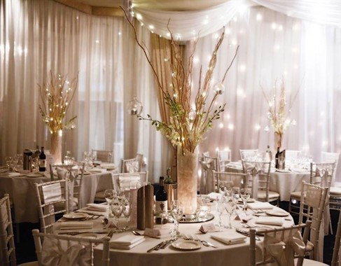 Southern Style Events | Event Hire | Wedding Reception Styling