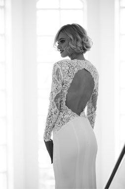Always And Forever | Wedding Dresses | Peter Trends Backless Gown