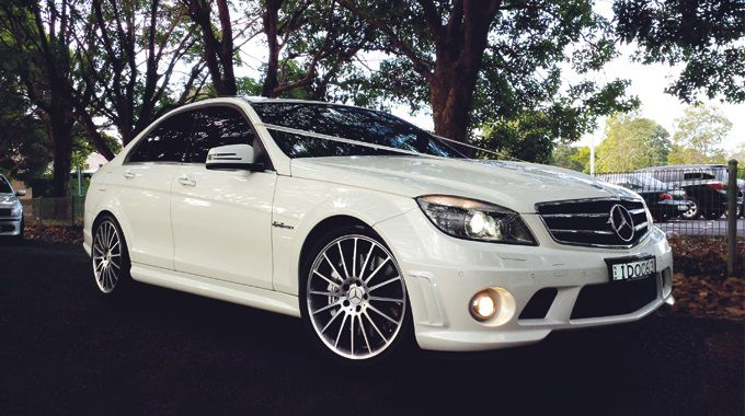 I Do Wedding Cars | Wedding Transport | Mercedes Wedding Car