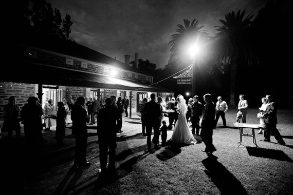 Seppeltsfield Winery | Wedding Venue | Wedding Guests