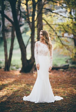 A Bride's Blessing | Wedding Gown | Yolande by BellaDonna