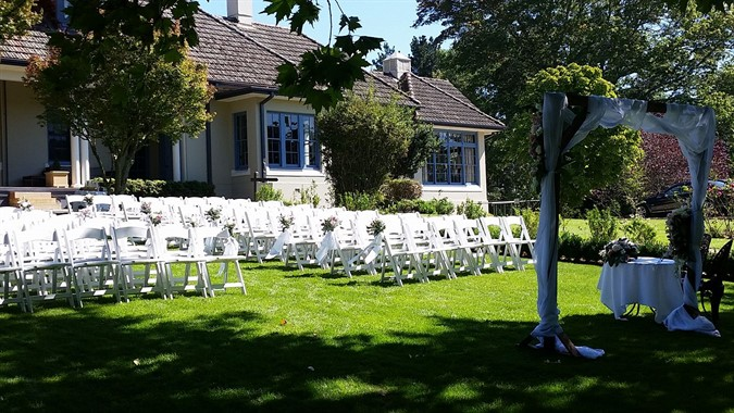 Campbelltown Chair and Party Hire | Event Hire | Ceremony