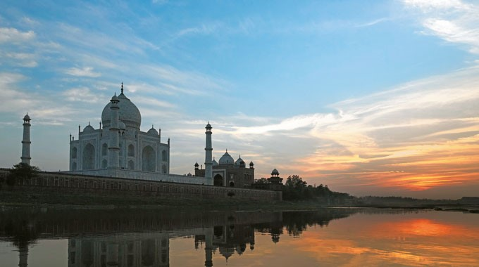 Incredible India | Honeymoon | Taj Mahal