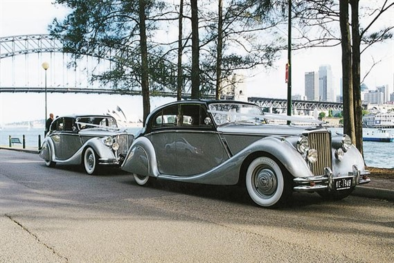 Silver Cloud Wedding Cars | Wedding Transport | Sydney Classic Cars