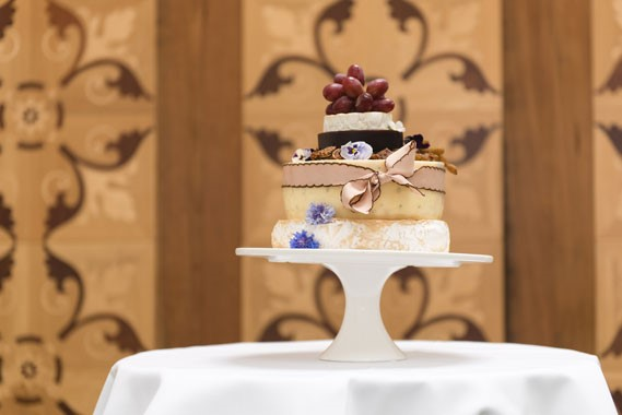 Cloudland | Wedding Venue | Cheese Cake
