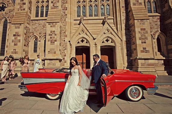 Adelaide Chevy Hire | Adelaide Wedding Transport