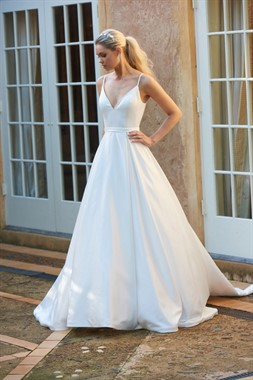 Affordable Bridal | Bridal Fashion | A-line Wedding Dress
