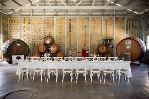 Seppeltsfield Winery | Wedding Venue | Winery Wedding