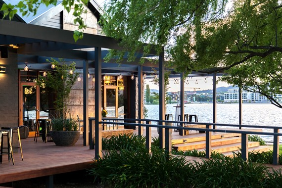 The Boat House | Wedding Venue | Canberra Wedding Reception Venue