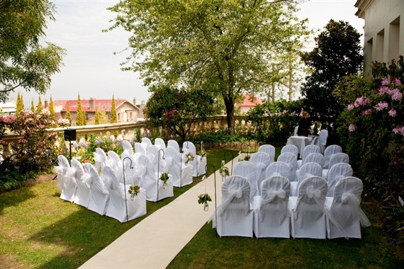 The Carrington Hotel | Wedding Venue | Outdoor Wedding Ceremony